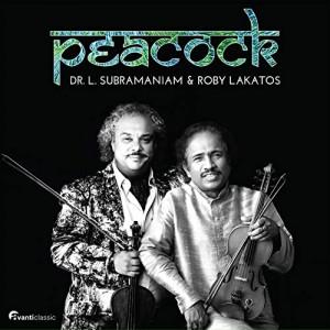 vignette de 'Peacock (L. Subramaniam)'