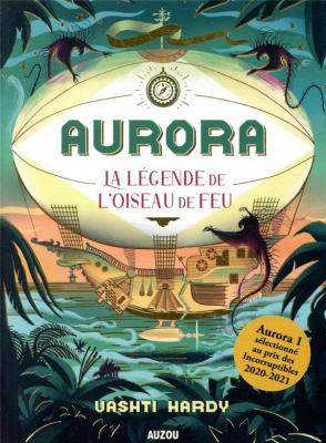 """Afficher """"Aurora / La légende de l'oiseau de feu"""""""