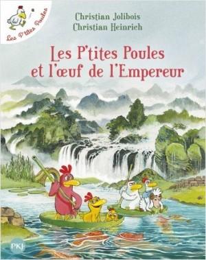 """Afficher """"Les P'tites PoulesLes P'tites Poules et l'oeuf de l'Empereur"""""""