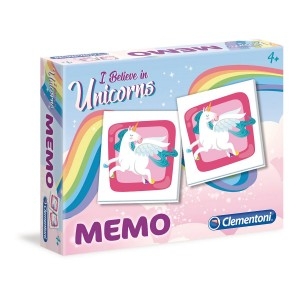 Couverture de Memo : I Believe in Unicorns