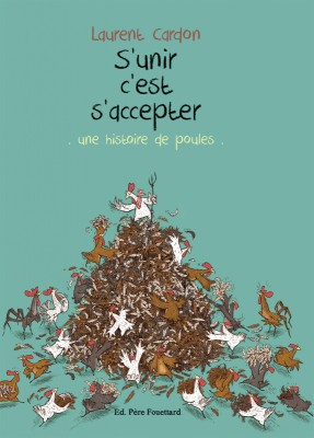 """Afficher """"S'unir c'est s'accepter"""""""