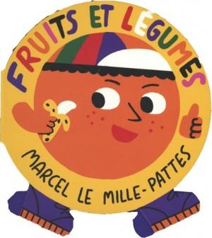 """Afficher """"Marcel le mille-pattes"""""""