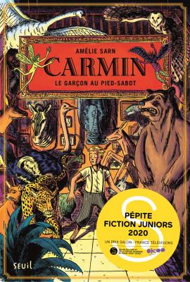 """Afficher """"Carmin, le garçon au pied-sabot n° 1"""""""
