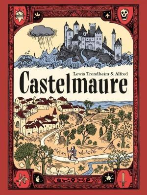 Couverture de Castelmaure