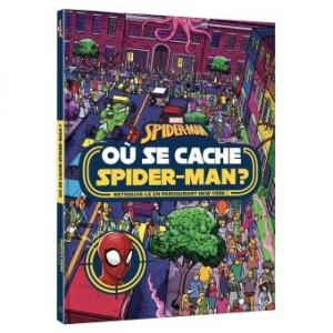 """Afficher """"Où se cache Spider-Man ?"""""""