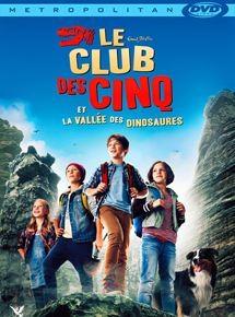 """Afficher """"Le Club des Cinq et la vallée des dinosaures"""""""