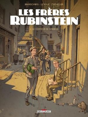 """Afficher """"Les frères Rubinstein n° 2Le coiffeur de Sobibor"""""""