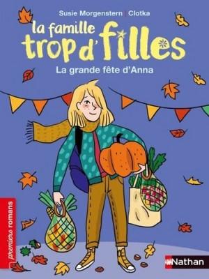 """Afficher """"La famille trop d'fillesLa grande fête d'Anna"""""""