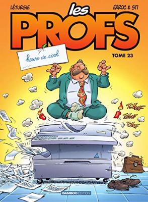 """Afficher """"Les Profs - tome 23"""""""