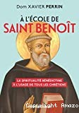 """Afficher """"A l'école de Saint Benoît"""""""