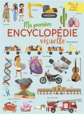 """Afficher """"Ma première encyclopédie visuelle"""""""