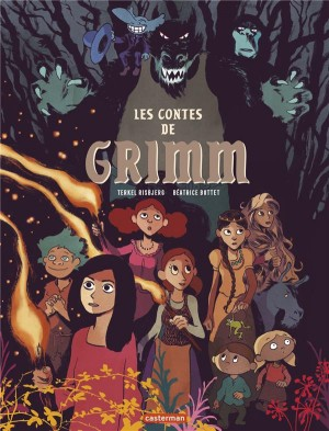 """Afficher """"Les contes de Grimm"""""""