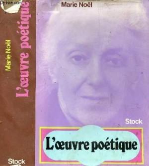 """Afficher """"L'oeuvre poétique"""""""