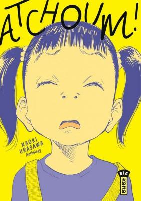 Couverture de Atchoum ! : anthology