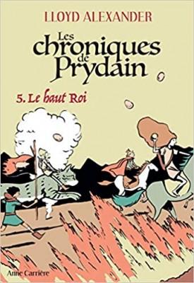 """Afficher """"Chroniques de Prydain n° 5Le Haut Roi"""""""