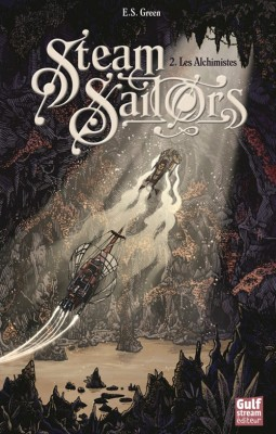 "Afficher ""Steam Sailors n° 2Les Alchimistes"""