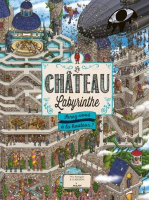 """Afficher """"Le château labyrinthe"""""""