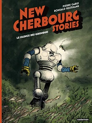 """Afficher """"New Cherbourg stories n° 2Le silence des Grondins"""""""