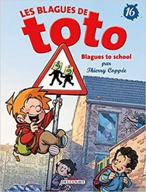 """Afficher """"Les Blagues de Toto T16"""""""