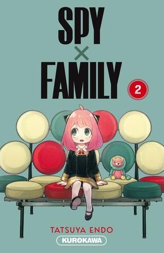 Spy x family n° 2Mission start