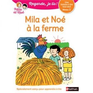 """Afficher """"Mila et Noé à la ferme"""""""