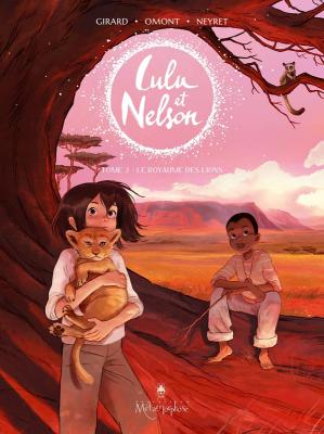 """Afficher """"Lulu et Nelson n° 2Le royaume des lions"""""""
