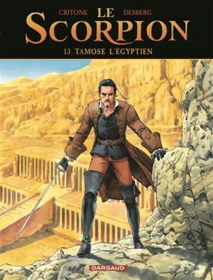 """Afficher """"Le Scorpion n° 13Tamose l'Egyptien"""""""