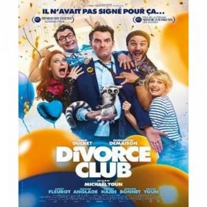 Couverture de Divorce club