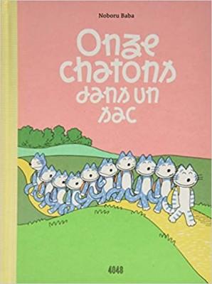 """Afficher """"Onze chatons dans un sac"""""""