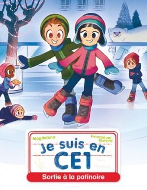 """Afficher """"Je suis en CE1 / Sortie à la patinoire"""""""