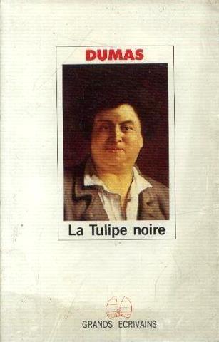 TULIPE NOIRE LA