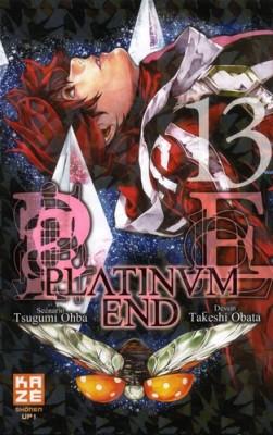 "Afficher ""Platinum End n° 13"""