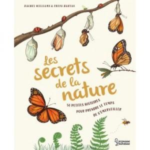 """Afficher """"Les secrets de la nature"""""""