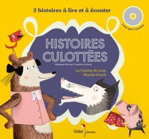 """Afficher """"Histoires culottées"""""""