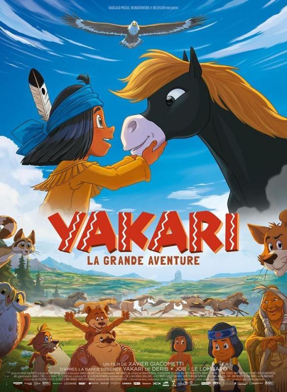 "<a href=""/node/90627"">Yakari - La grande aventure </a>"