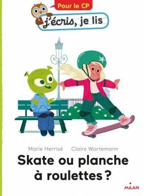 """Afficher """"Skate ou planche à roulettes ?"""""""