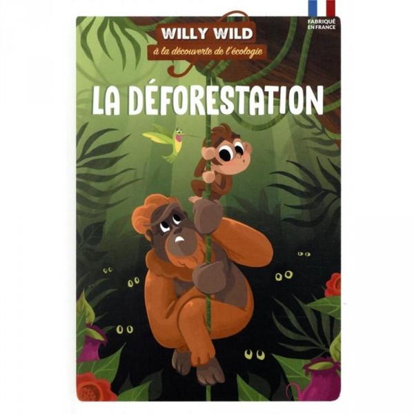 "<a href=""/node/192983"">Willy Wild - La déforestation</a>"