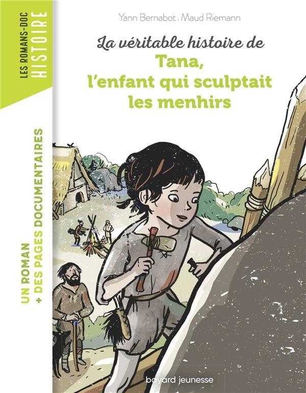 "<a href=""/node/196857"">La véritable histoire de Tana, l'enfant qui sculptait les menhirs</a>"