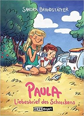 """Afficher """"Paula : Liebesbrief des Schreckens"""""""