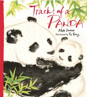 "Afficher ""Tracks of a panda"""