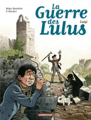"""Afficher """"La guerre des Lulus n° 7Luigi"""""""