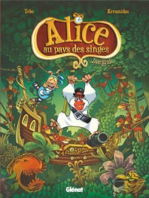 """Afficher """"Alice au pays des singes n° Intégrale"""""""