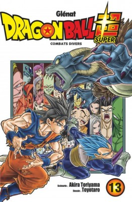 "Afficher ""Dragon Ball Super n° 13Combats divers"""