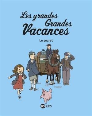 """Afficher """"Les grandes Grandes Vacances n° 2Le secret"""""""