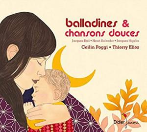 "Afficher ""Balladines & chansons douces"""
