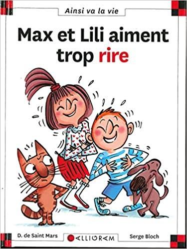 """Afficher """"Max et Lili aiment trop rire"""""""