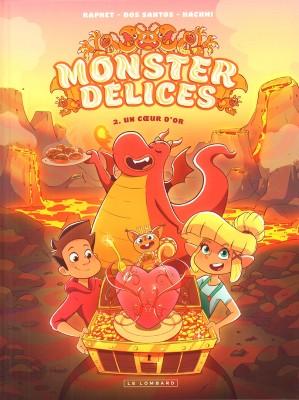 vignette notice Monster délices n° 2<br />Un coeur d'or