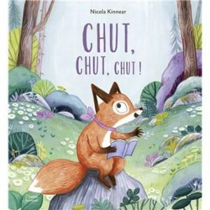 """Afficher """"Chut, chut, chut !"""""""