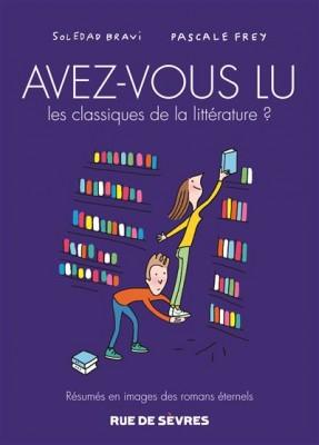 """Afficher """"Avez-vous lu les classiques de la littérature ? n° 3Avez-vous lu les classiques de la littérature?"""""""