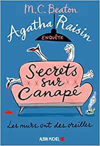 """Afficher """"Agatha Raisin enquête n° 26Secrets sur canapé"""""""